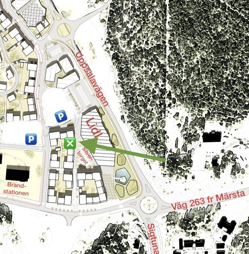 Silverskatten Apotek karta